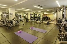 Gym. The Mark Hotel. French luxury on the Upper East Side, New York. By Hotelied.
