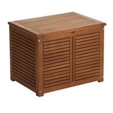 Wilko FSC Cool outdoor storage Box Wooden  sc 1 st  Pinterest : storage garden boxes  - Aquiesqueretaro.Com