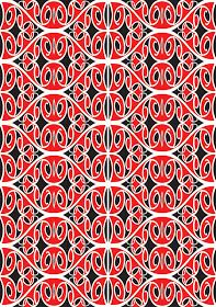 The Textile Blog: The Contemporary Maori Inspired Pattern Work of Mitch Manuel