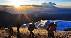 My Foot Step On The Roof of Africa [Kilimanjaro] | Moonlight Tours Expedition | Pulse | LinkedIn