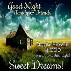 Good+Night+Sweet+Dreams+Friends | Good night family & friends....