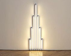 Art & Science Journal — Dan Flavin & The Stedelijk Museum Many Visual...