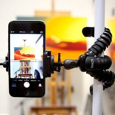 This flexible tripod for iPhones and Androids. | 27 Sweet And Cheap Gifts You Can Still Get From Amazon
