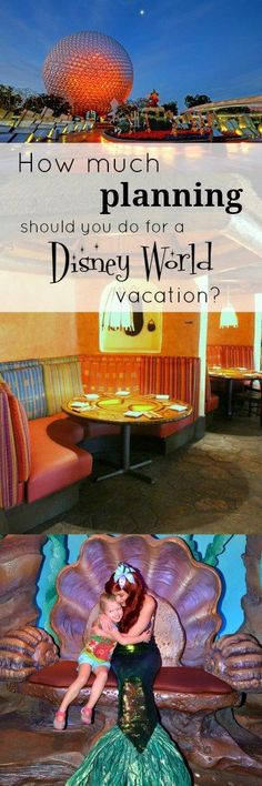 How much planning should you do to have a great Walt Disney World vacation? What to expect if you plan heavily vs. wing it in the parks! Tips & Tricks from The Frugal South