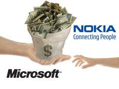 Microsoft buys Nokia's smartphone handset business