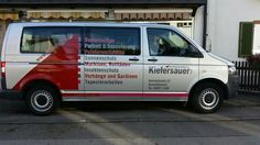 Unser VW Transporter