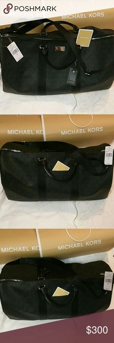 TRAVELING BAG TRAVEL WITH STYLE,TRAVELING DUFFLE BAG Michael Kors Bags Travel Bags