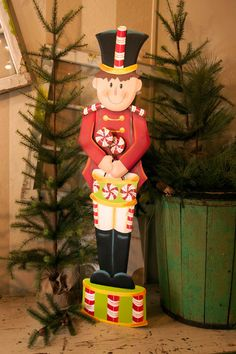 Candy Land Soldier With Drum