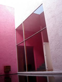 Casa Gálvez, Chimalistac, San Ángel. 1954. Luis Barragan, arq.