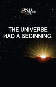 That beginning was when God spoke it into being. #genesis #Bible #Christian