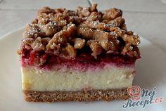 Czech Recipes, Ethnic Recipes, Sponge Cake, No Bake Cake, Nutella, Tiramisu, Sweet Tooth, Cheesecake, Food And Drink