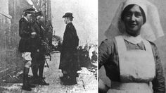 Irish women were not cowering at home, invisible, as war broke out. They  actively responded,  whether fighting, supporting their families or coming to the aid of victims