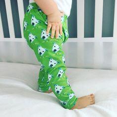 Luv A Bull Pitbull Print Leggings