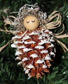 30 aptes per a nens fets a mà adorns de Nadal.