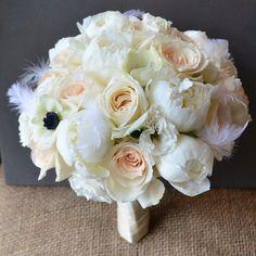 great vancouver florist Bridal bouquet perfect fit for winter wedding. #balconifloral #yvr #anemones #peony #gardenroses #bridalbouquet #weddingplanner #vancitybuzz by @balconifloral  #vancouverflorist #vancouverwedding #vancouverflorist #vancouverwedding #vancouverweddingdosanddonts
