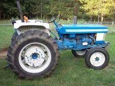 Afbeeldingsresultaat voor ford 2110 tractor