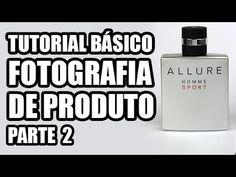 Fotografia de Produto - Tutorial Básico | Parte 2/2 - YouTube