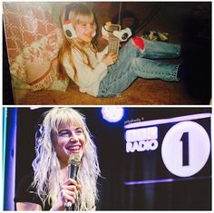 Hayley then and now ❤️