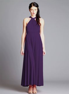 Maxi version......Multiway Maxi Dress   In One Clothing