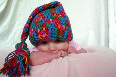 Infant Cone hat