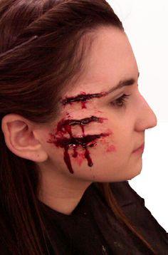 cuts makeup