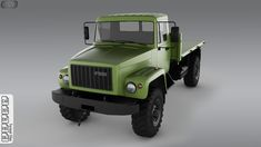 GAZ 3308 Sadko 3D Model Uv Mapping, Real Model, Cinema 4d, Military, Animation, 3d, Models, Templates, Animation Movies