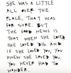 Thanks @twigandgrace xx #wordstoliveby