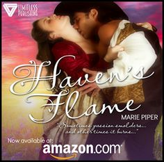 HAVEN'S FLAME, Fires of Cricket Bend Trilogy #1@mariepiperbooks @limitlessbooks - http://roomwithbooks.com/havens-flame/