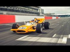 Watch Derek Bell Re-Acquaint Himself With His 1969 McLaren M9A