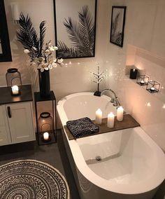 30 Adorable Contemporary Bathroom Ideas to Inspire - .- 30 entzückende zeitgenössische Badezimmer-Ideen zu inspirieren – 30 adorable contemporary bathroom ideas to … - Bad Inspiration, Bathroom Inspiration, Bathroom Inspo, Bathroom Theme Ideas, Design Bathroom, Pinterest Inspiration, Spa Inspired Bathroom, Bathroom Prints, Interior Inspiration