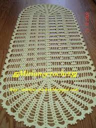 Resultado de imagem para trilho de mesa tulipas de croche