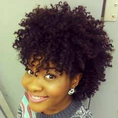 Natural Hairstyles For Medium Length Hair Stunning Natural & Fierce  Beauty  Pinterest