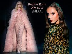 Ralph & Russo Fall 2015 Winter 2016 Collection Review