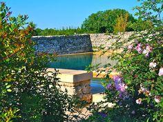 Sichtgeschützter Pool, um ganz entspannt im Urlaub seine Bahnen drehen zu können! | Brucoli auf Sizilien, Italien, Objekt-Nr. 1751058