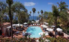.@LaValenciaHotel La Jolla California | CaliforniaFeelings.com #california #cali #LA #CA #SF