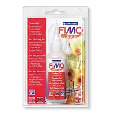 Fimo Deko Deco Gel - Used in fruit / jam / sauce jars Polymer Clay Tools, Fimo Clay, Polymer Clay Jewelry, Clay Fairies, Clay Food, Clay Tutorials, Miniature Tutorials, Clay Creations, Transparent