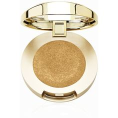 Milani Bella Eyes Gel Powder ($13) ❤ liked on Polyvore featuring beauty products, makeup, eye makeup, eyeshadow, beauty, eye shadow, eyes, gold, hygiene and womens-fashion