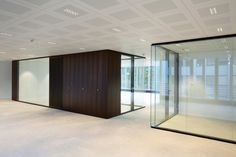 TTS wall by INTEK #architonic #nowonarchitonic #interior #design #furniture #wall #office #glass #acoustic #room