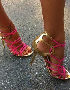 Jimmy Choo Evening Sandals (Vogue)