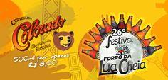Acontecerá de 20 a 22 de maio, o 26º Festival Forró da Lua Cheia em #Altinópolis, no Hotel Fazenda Vale das Grutas. O Festival é bastante conhecido na região de Ribeirão Preto e conta com nomes importantíssimos do cenário musical #brasileiro. Além disso, você pode acampar no Vale das Grutas e admirarum cenário em meio à natureza – que é lindo de morrer. Neste ano o festival contará comum diferencial bastante atrativo paraos #cervejeiros da região: a #Colorado estará lá.