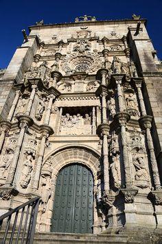 Portico Santa Maria la Mayor, Pontevedra