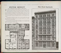 World's loose leaf album of apartment houses,...