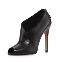Prada bootie - shoe booties on redsoledmomma.com