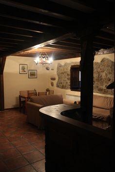 Salón-cocina del Apta. Arboleya