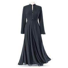 Black Gothic Dress - Women's Romantic & Fantasy Inspired Fashions Elizabethan Dress, Black Gothic Dress, Bohemian Summer Dresses, Unique Clothes For Women, Unique Dresses, Fashion Dresses, Fashion Wear, Style Inspiration, Romantic