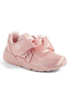 zapatillas mujer lazo puma