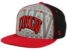 Top of the World NCAA Reflector Snapback #UNLV #RepYourRebels #StacheStylinGents
