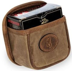 Browning Box Santa Fe Single 121040084 Rifle Magazine Pouch