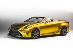 Lexus, un nouveau concept-car présenté au Salon de Genève http://journalduluxe.fr/lexus-geneve-2015/