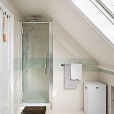 Gästehandtuchkorb Mit Haken Wand-handtuchkorb Für Ihre ... Bad Dachschrage Modern